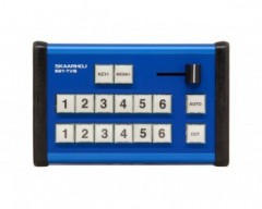 SKAARHOJ E21-TVS MII Pocket Controller with PoE for ATEM Television Studio