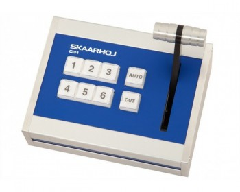 Skaarhoj C31 Pocket Controller