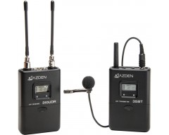 Azden 310LT-503 Kit RadioMicrofono Lavalier EX-503