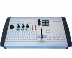 Skaarhoj E201-L Control Panel for ATEM Switchers and Broadcast Gear from Blackmagic Design