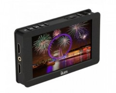 "ikan DH5e 5"" Full HD HDMI On-Camera Monitor con Touchscreen e 4K Input"