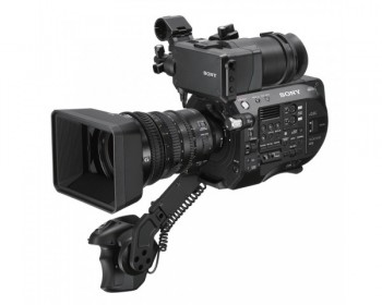 Sony PXW-FS7 II 4K Super 35mm CMOS Sensor Camera