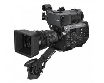 Sony PXW-FS7 II 4K Super 35mm CMOS Sensor Camera with lens SELP18110G