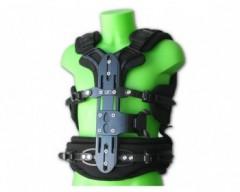 Vest Lite-IImbracatura che si adatta perfettamente a qualsiasi operatore, a prescindere dall'altezza e dal tipo di corporatura