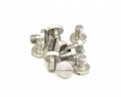 """Inox Steel 1/4"""" Photo Kit (10pcs)- Kit viti in acciaio inox alta qualità."""