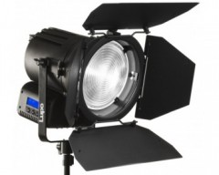 Lupo DAYLED 2000 3200°K LED con lente di Fresnel