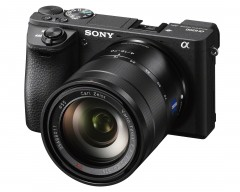Sony Alpha α6500 + Vario Tessar E 16-70mm f/4