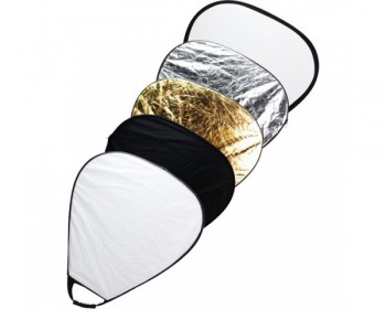 D-Fuse 5-in-1 Collapsible Grip Reflector