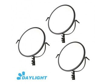 CAME-TV C700D Daylight LED Edge Light (3 Pieces Set)