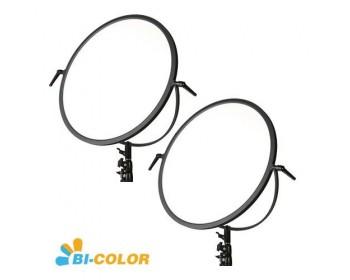CAME-TV C700S Bi-color LED Edge Light (2 Pieces Set)