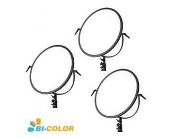 CAME-TV C700S Bi-color LED Edge Light (3 Pieces Set)