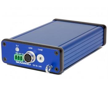 Skaarhoj B4 Link Lens Control per BMD Cameras via SDI