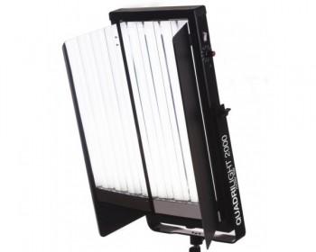 Lupo COD 097 Quadrilght on/off 4x55w Completo di aletta staffa e lampada speciali Lupo LIGHT (5400k 3200k)