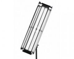 Lupo COD 201 Striplight 4x55w completo, lampade speciali Lupo (5400°K o 3200 °K) e regolatore dell'intensità luminosa