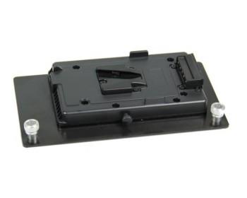 Lupo COD 270 Piastra Porta-Batteria V-Mount per tutti i pannelli Lupoled