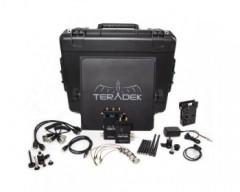 TERADEK TER-BOLT-995-1G Pro 3000 HD-SDI/HDMI Wireless Video TX/RX Kit Whit Gold Mount