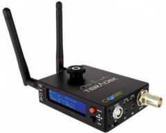 TERADEK TER-CUBE355 HD-SDI Decoder - OLED Display MIMO Dual Band WIFI  External USB Port and Ethernet