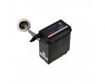 TERADEK TER-BIT643 Battery for Panasonic D54 25cm 2pin Lemo to Barrel Adapter Cable