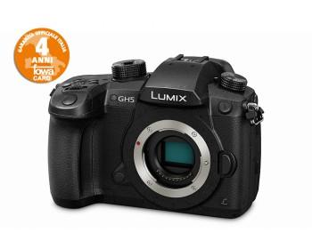 Panasonic Lumix DC-GH5 Mirrorless