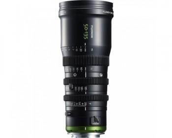 Fujinon MK 50-135mm T2.9 Sony E-Mount Cabrio Cinema Telephoto Zoom Lens