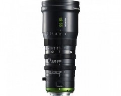 Fujinon MK 18-55mm T2.9 Sony E-Mount Cabrio Cinema Zoom Lens