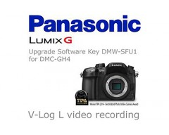 Panasonic V-Log L per GH4 e GH5 funzione codice di attivazione DMW-SFU1GU