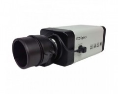 PTZOptics PVTL-ZCAM 2.7MP HD-SDI Box Camera with 4x Wide Angle Zoom Lens