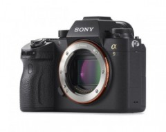 Sony Alpha a9 24.2 Megapixel Full Frame Mirrorless Camera with 4K Video Recording - Body Only