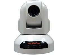 HuddleCam HC3X-WH-G2 HD 2.1MP 1080p 3x Gen2 USB2.0 Conferencing Camera (White)