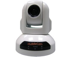 HuddleCamHD HC10X-720-WH 10x 720p 2.1MP Indoor USB 2.0 PTZ Camera (White)