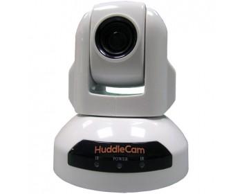 HuddleCamHD HC10X-720-WH 10x 720p 2.1MP Indoor USB 2.0 PTZ Camera (White)