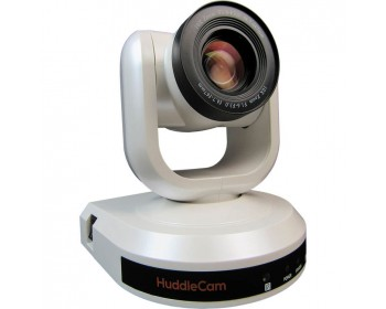 HuddleCamHD HC10X-WH-G3 PTZ Camera (White)