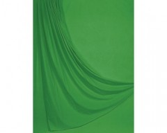 Lastolite Chromakey Verde Fondale a drappo 300 x 700 cm