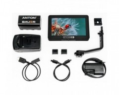 "SmallHD 5"" FOCUS Canon LP-E6 Bundle"