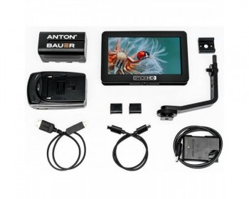 "SmallHD 5"" FOCUS Monitor Nikon Bundle"