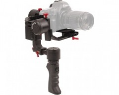 CAME-TV Prophet 4-in-1 Gimbal Stabilizzatore elettronico fin a 3Kg motori a 360°