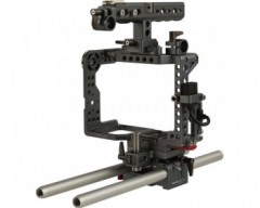 Tilta ES-T37 Panasonic GH4/GH5 Handheld Camera Cage Rig