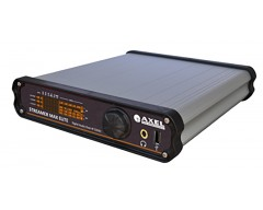 Axel Streamer Max MKII Elite IP Audio Encoder/Decoder