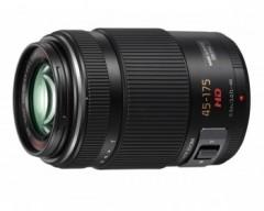 Panasonic H-PS45175E-K Obiettivo motorizzato Zoom Lumix G vario lens 45-175mm (equiv. 90-350 mm), F4,0-5,6 ASP