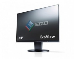 "EIZO Monitor LCD Display IPS 24"" EcoView EV2450-BK Nero"