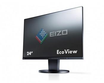 "EIZO Monitor LCD Display IPS 24"" EcoView EV2450-BK Nero"