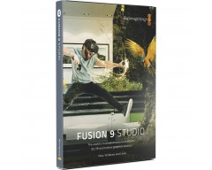 Blackmagic Design Fusion 9 Studio Compositing software