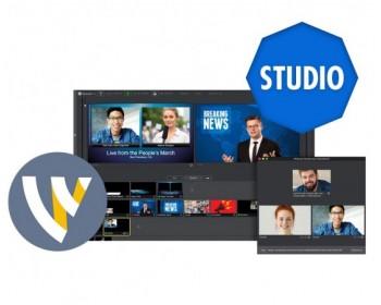Telestream Wirecast Studio 11 for Mac Software TEL-WC-STU-M