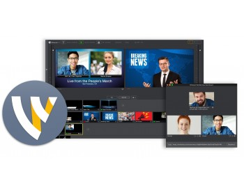 Telestream Wirecast Pro Windows Software