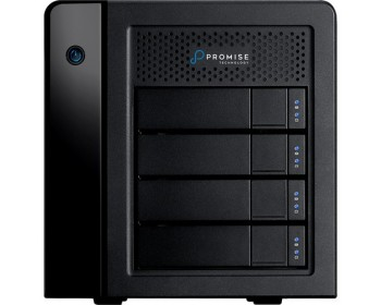 Promise Pegasus3 SE R4 12TB (4 x 3TB SATA) Mac Edition