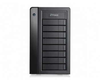 Promise Pegasus3 SE R8 64TB (8 x 8TB SATA) Mac Edition