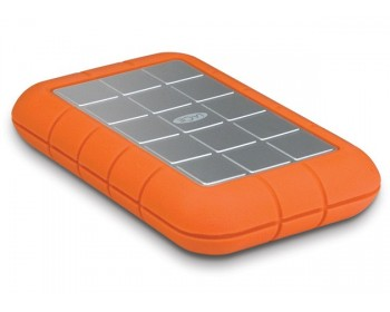 LaCie Rugged Triple USB 3.0 - 500GB