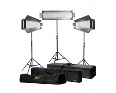 Ikan IDMX1500-V2-Kit Kit with 3 x IDMX1500-v2 Lights