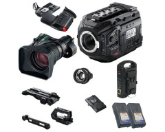 Blackmagic URSA Mini Pro con Fujinon B4 Broadcast HD Lens Kit