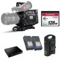 Blackmagic URSA Mini Pro 4.6k EF BUNDLE KIT 1